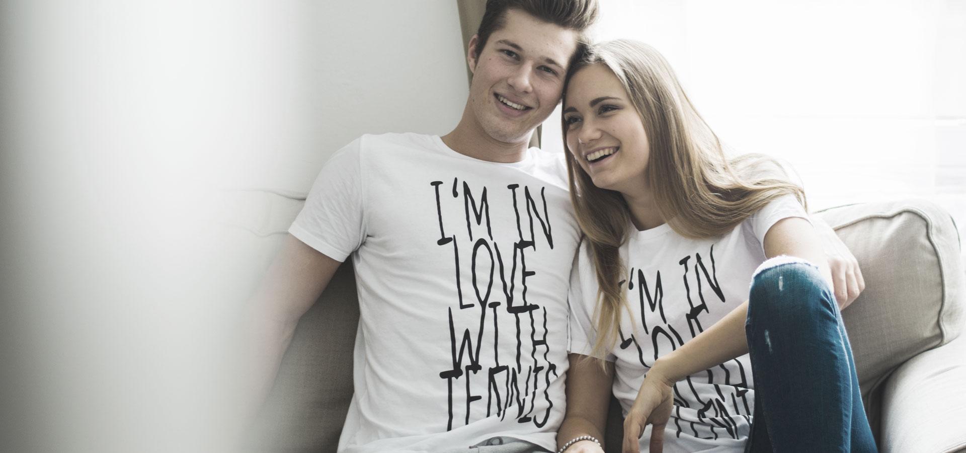 We are #inlovewithtennis