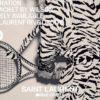 Saint Laurent Rive Droite X Wilson #LuxuryOnCourt